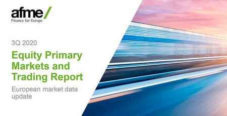 AFME Equity Primary Markets and Trading Report Q3 2020